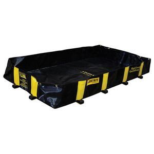 "Justrite Rigid-Lock 12"" Spill Containment Berm, Choose Size"