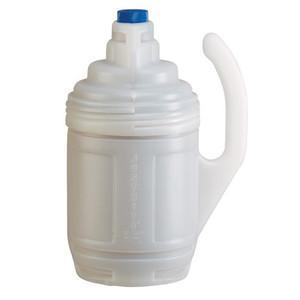 Justrite Bottle Jacket For 4L Glass Solvent Bottle, Polyethylene