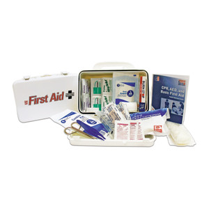 Business Office First Aid Kits, case/12