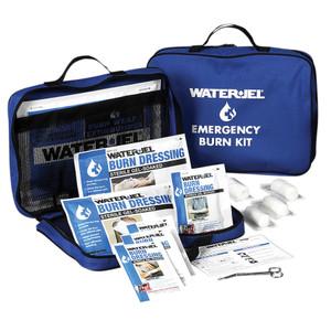 Large Emergency WaterJel Burn Care Kit with Soft case