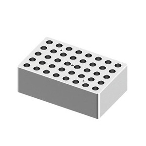 Heating Block, 1.5/2mL tubes, 40 holes, for Scilogex Digital Dry-Bath HB120-S