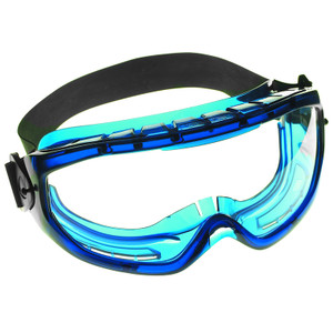 Jackson Safety V80 Mono-goggle XTR Splash Goggles with Clear Anti-Fog Lens, case/6