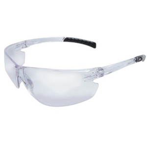 Radnor Classic Plus Safety Glasses, Clear Frame, Clear Lens, case/12