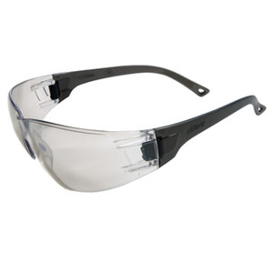 Radnor Classic Safety Glasses, Clear Anti-Scratch Lens, case/12