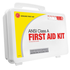 Class A 2015 ANSI First Aid Kits, case/10