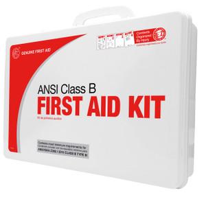 Class B 2015 ANSI First Aid Kits, case/5