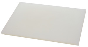 """Cutting Board, HDPE, 11 3/4 x 7 3/4 x 1/2"""", Each"""