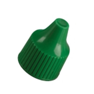 Nalgene 312760-0040 15-415 Closure for Dropper Bottles, PP, Green (15-415), Case/2000
