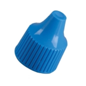 Nalgene 312760-0060 15-415 Closure for Dropper Bottles, PP, Blue (15-415), Case/2000