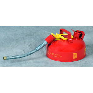 Eagle Type II Safety Can, 1 Gallon Red, Each