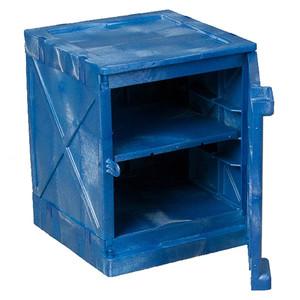 Polyethylene Safety Cabinet, Modular, 4 Gallon
