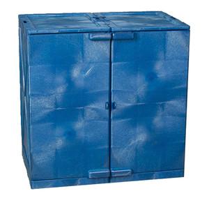Polyethylene Safety Cabinet, Modular, 24 Gallon