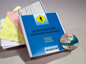 MARCOM Active Shooter: Surviving an Attack DVD Program