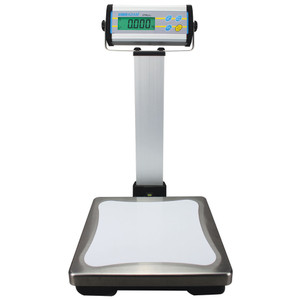 CPWplus Weighing Scales, 13lbs - 440lbs, Pillar-mounted Display