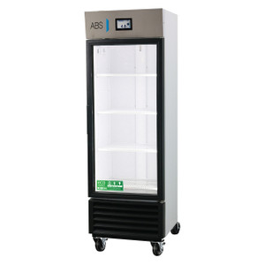 TempLog Premier Laboratory Single Glass Door Refrigerator 23 Cu. Ft.
