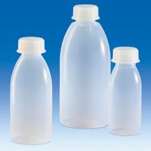 PFA Reagent Bottle, Wide Mouth, 2,500mL, each