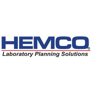 HEMCO 23001 Suspended Island Canopy Hood Mounting Kit (Threaded Rod)