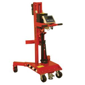 DM-1100-S Ergonomic Drum Handler Scale Model