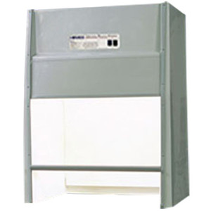 "HEMCO Universal Fume Hood with Blower, 24"" x 23"" x 36"""