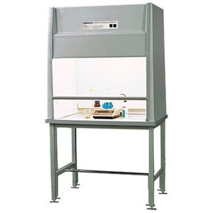 "HEMCO Universal Fume Hood with Blower, 30"" x 23"" x 36"""