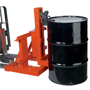 GG-F1 - Single Drum Forklift Mount