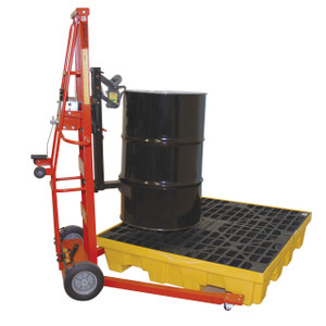 Wesco 261160 Triple Truck, TTF Base Unit with Optional Drum Handling Attachments