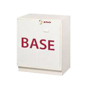 "Non-Metallic Poly Base Cabinet, 29"" x 35"" Floor Cabinet, HDPE"