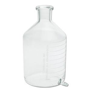 Chemglass 4000mL Graduated Aspirator Bottle