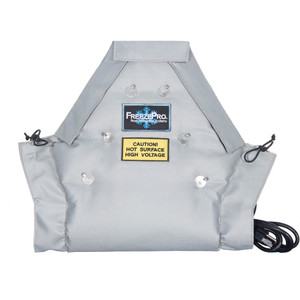 "UniTherm FreezePro Valve Insulation Jacket - 24""L x 24""W"