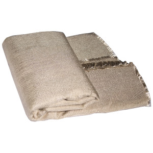 Unitherm Heavy Duty Fiberglass Welding Blanket & Cover, 5' x 5'