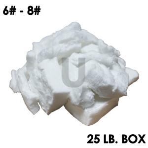 Unitherm Ceramic Bulk Fiber, 25lb. Box