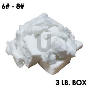 Unitherm Ceramic Bulk Fiber, 3lb. Box