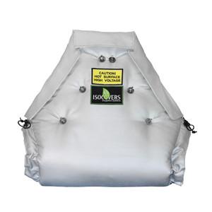 "UniTherm ISO-Valve Insulation Jacket, 48""L x 18""W"