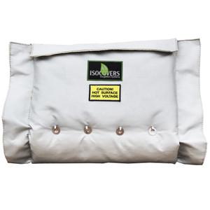 """UniTherm ISO-WRAP Insulation Jacket, 24""""L x 12""""W"""