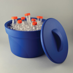 Ice Pan, Magic Touch 2 Ice Bucket with Lid, 2.5L Each