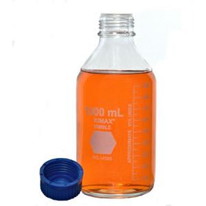 Kimble GL 45 Media Bottles