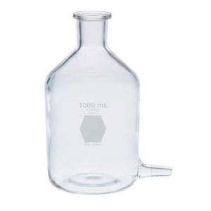 Kimble Reservoir Bottle with Bottom Hose Outlet