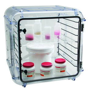 Acrylic Shelf Set For Grande Desiccator Cabinets, case/2