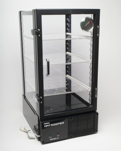 Dry-keeper PVC Vertical Auto-desiccator 2 Cu. Ft. Cabinet