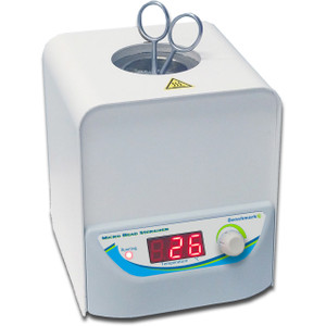 Benchmark Micro Bead Sterilizer, 230V includes glass beads (150g)