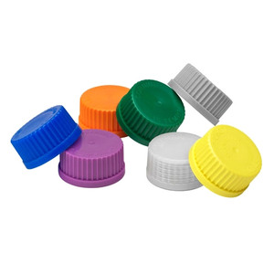 Chemglass Solid Polypropylene Cap, GL-45, case/10