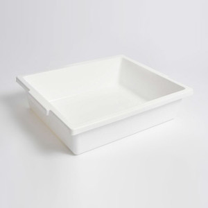 "Laboratory Tray, Large, Polypropylene, 20"" x 17"" x 5"", case/6"