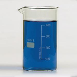 Beakers, Berzelius, Tall Form, Borosilicate Glass, 300mL, case/48