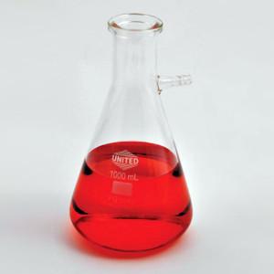 Filtering Flask, Borosilicate Glass, 2000mL, case/12