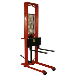 Wesco 260043 Straddle Fork Stacker Model