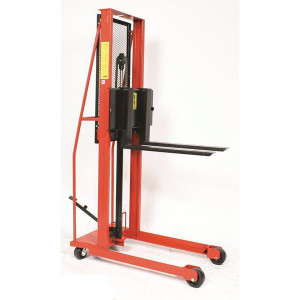 Wesco 260055 Straddle Fork Stacker Model