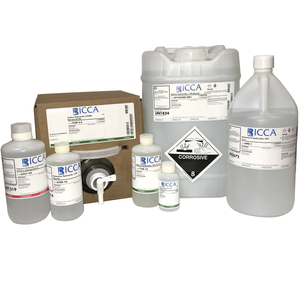 Ammonium Hydroxide, 16.7% (v/v), Electronic Grade, 20 Liter