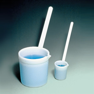 Dynalon 108085-100 Ladle or Dipper, HDPE, 100mL, case/12