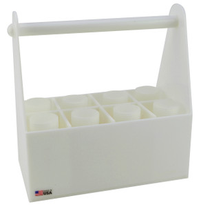 Eight Compartment Bottle Carrier