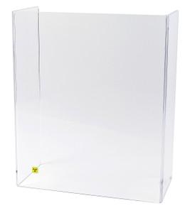Large U Frame Safety Shield